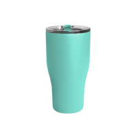 Matte Mint Large Stainless Steel Insulated Tumbler Thumb