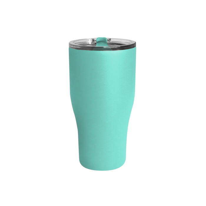 Matte Mint Large Stainless Steel Insulated Tumbler