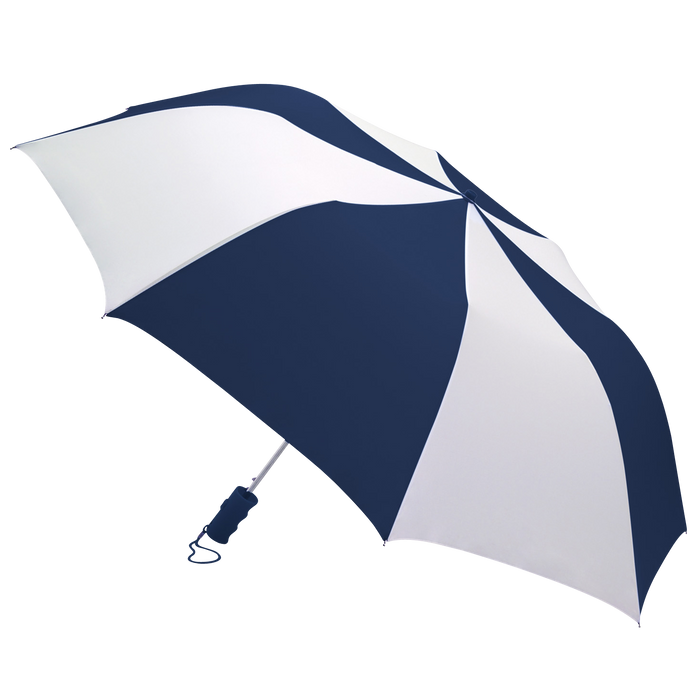 Navy/White Classic Umbrella