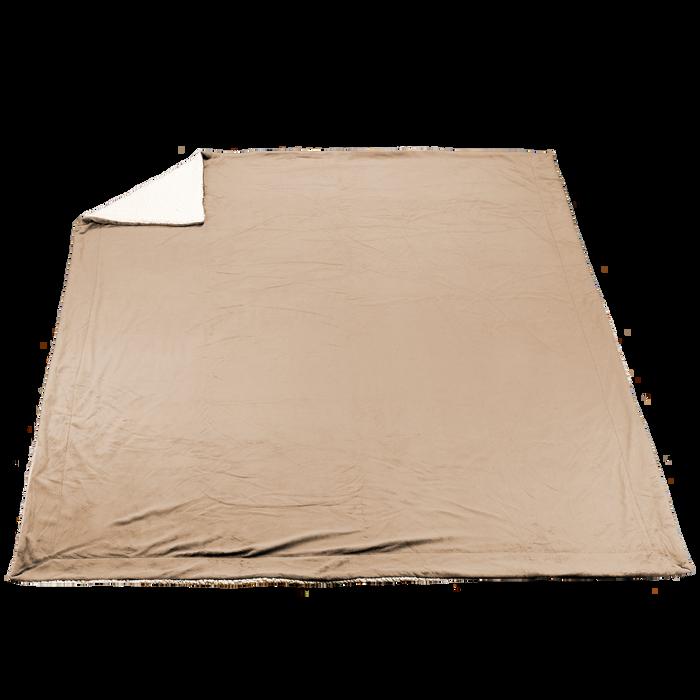 Camel Denali Deluxe Throw Blanket