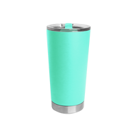Mint Small Stainless Steel Insulated Tumbler Thumb