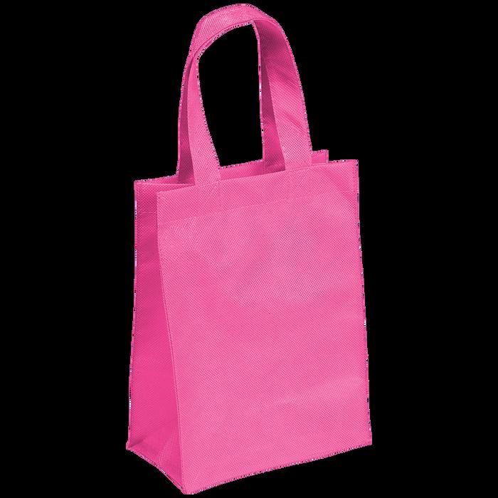 Bright Pink Fiesta Tote