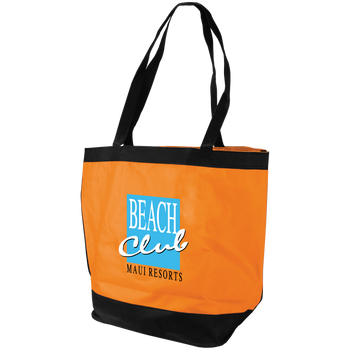 Clipper Beach Tote Bag