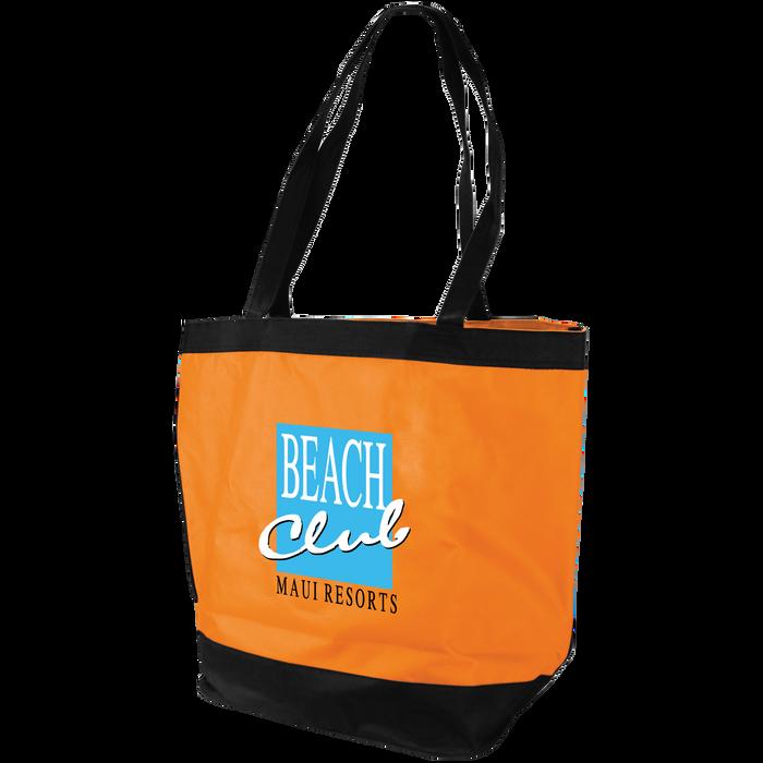 Clipper Beach Tote Bag