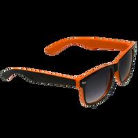 Black/Orange Daytona Sunglasses Thumb