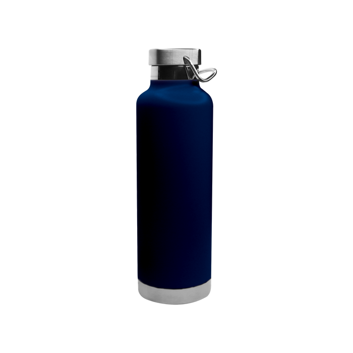 Matte Navy Vacuum Insulated Canteen