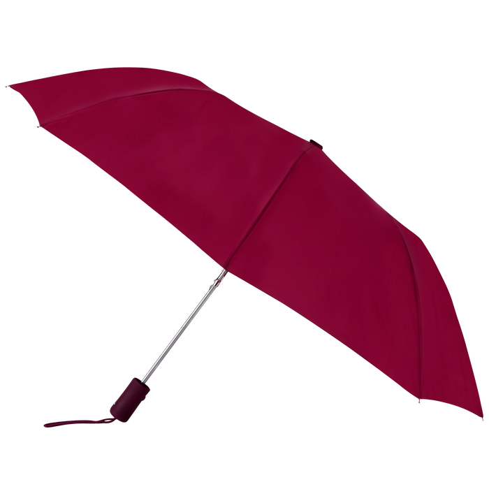 Burgundy Atlas Umbrella