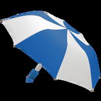 Royal/White Classic Umbrella Thumb