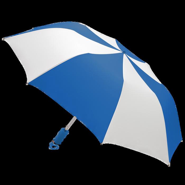 Royal/White Classic Umbrella