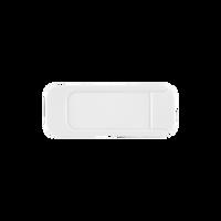 White Sliding Webcam Cover Thumb