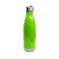 Neon Green Vacuum Insulated Thermal Bottle Thumb