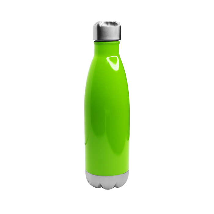 Neon Green Vacuum Insulated Thermal Bottle