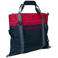 Red Urban Expandable Soft Cooler Bag Thumb