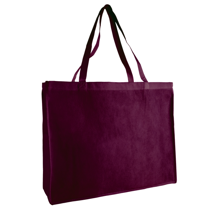 Burgundy Convention Tote Plus