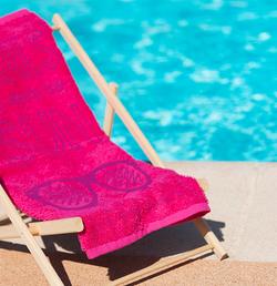 Make Your Custom Beach Towels a True Fashion Accessory