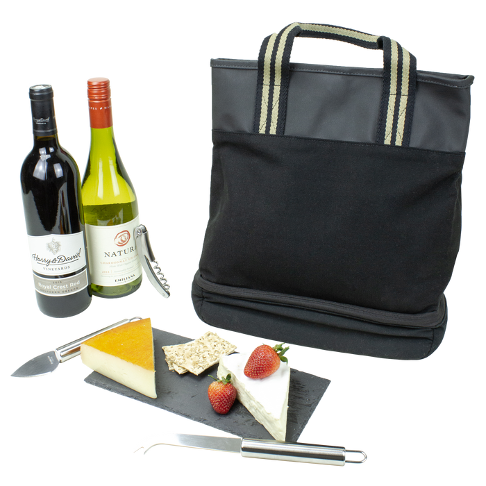 Urban Wine Kit with Insulated Cheese Compartment