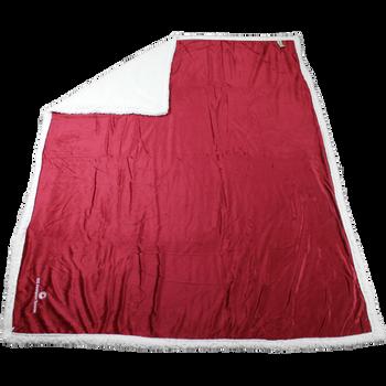 Breckenridge Faux Lambswool Blanket