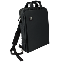 Black Moleskine ID Vertical Bag for Digital Devices Thumb