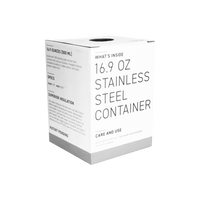 Stainless Steel Insulated Food Canister Thumb