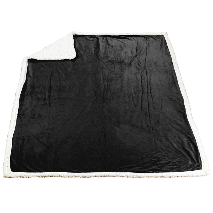 Black Denali Standard Throw Blanket
