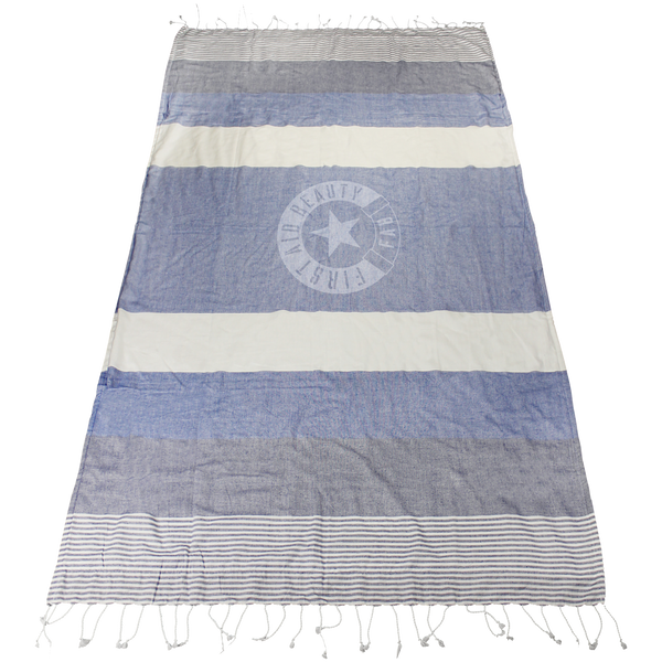 embroidered beach towels,  imprinted beach towels,  striped beach towels,