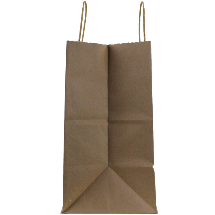 Medium Kraft Paper Shopper Bag