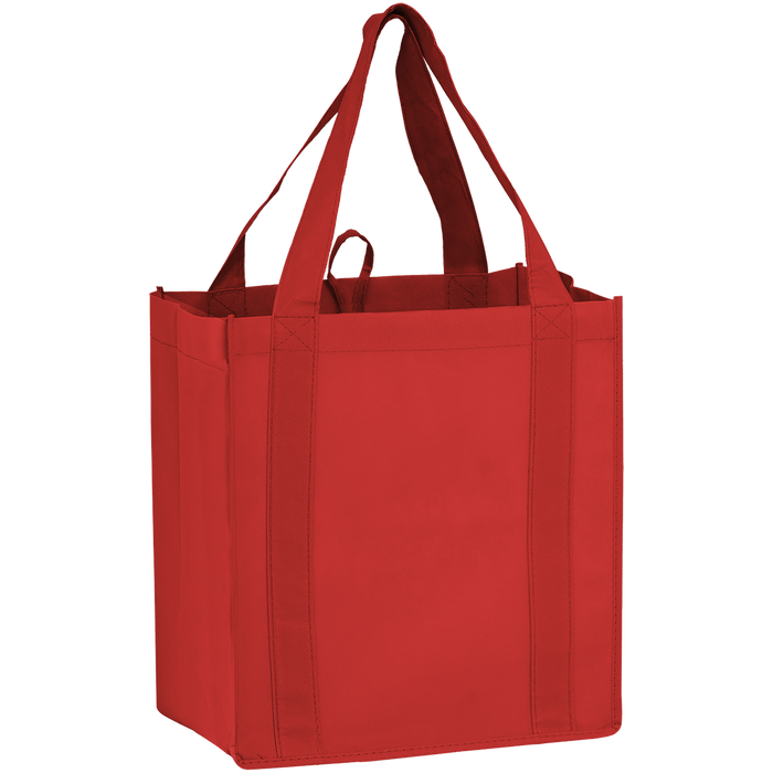 Red Little Storm Grocery Bag