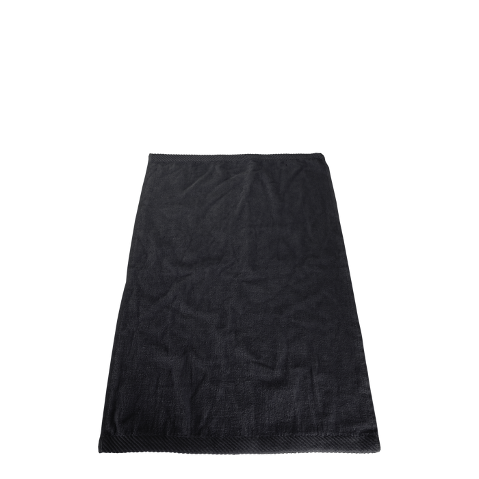 Black Champion Color Fitness Towel
