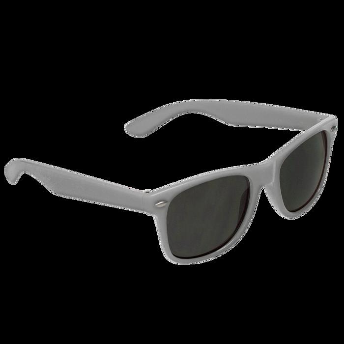 Silver Classic Color Sunglasses