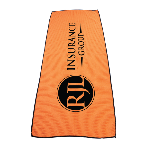 fitness towels & rally towels,