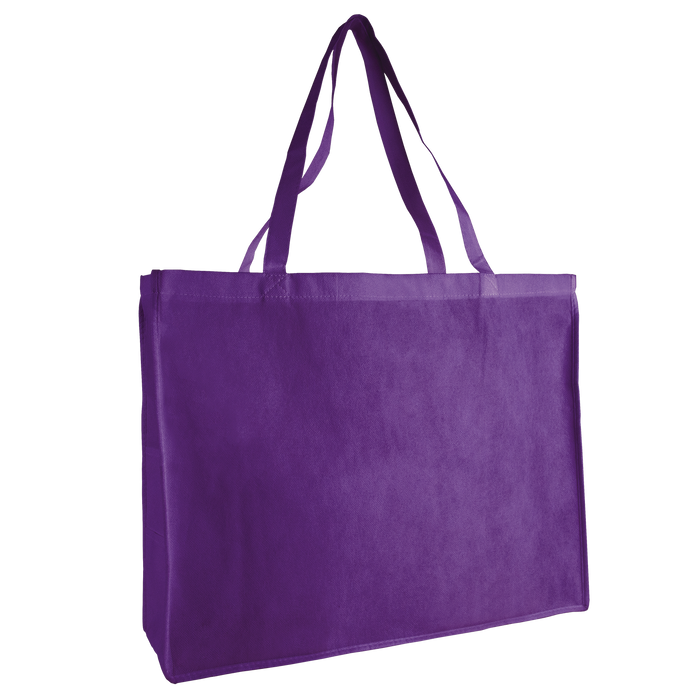 Purple Convention Tote Plus