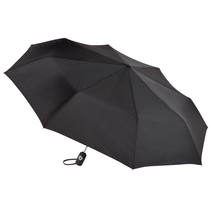 Black Aquarius totes® Umbrella
