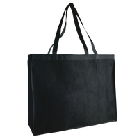 Black Convention Tote Plus Thumb
