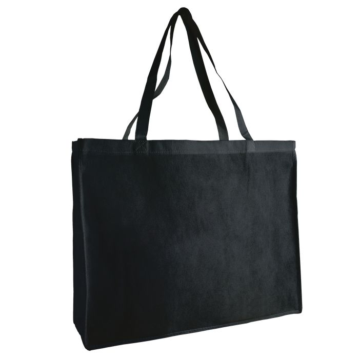 Black Convention Tote Plus
