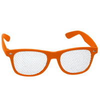 Orange Vegas Sunglasses Thumb