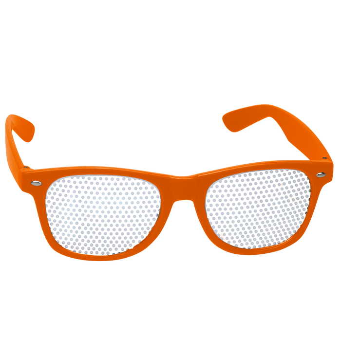 Orange Vegas Sunglasses