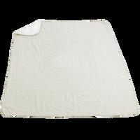 Natural Linen Slaggard Linen Blanket Thumb