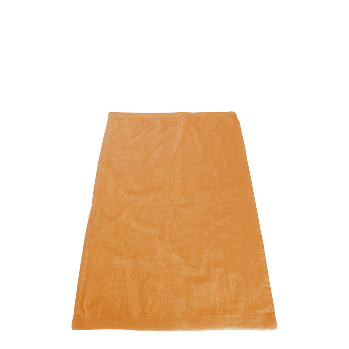 Tangerine Champion Color Fitness Towel