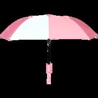 Pink/White Polaris Umbrella Thumb