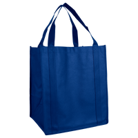 Royal Blue Wine & Dine Reusable Tote Bag Thumb
