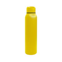 Matte Lemon Vacuum Insulated Thermos Thumb