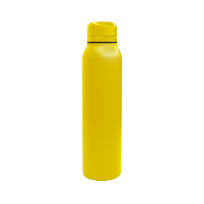 Matte Lemon Vacuum Insulated Thermos