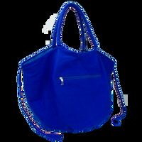 Royal Tropical Reversible Beach Bag Thumb