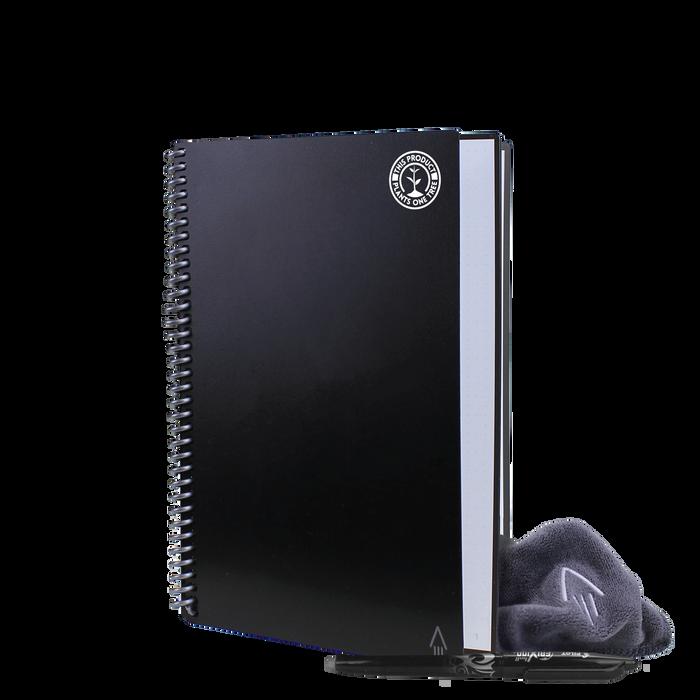 Black #OneTreePlanted Rocketbook Core Executive (Everlast)