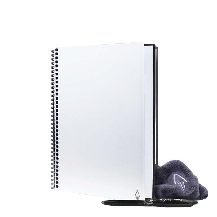 White Rocketbook Fusion Executive