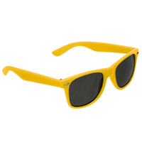 Yellow Classic Color Sunglasses Thumb