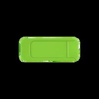 Lime Green Sliding Webcam Cover Thumb