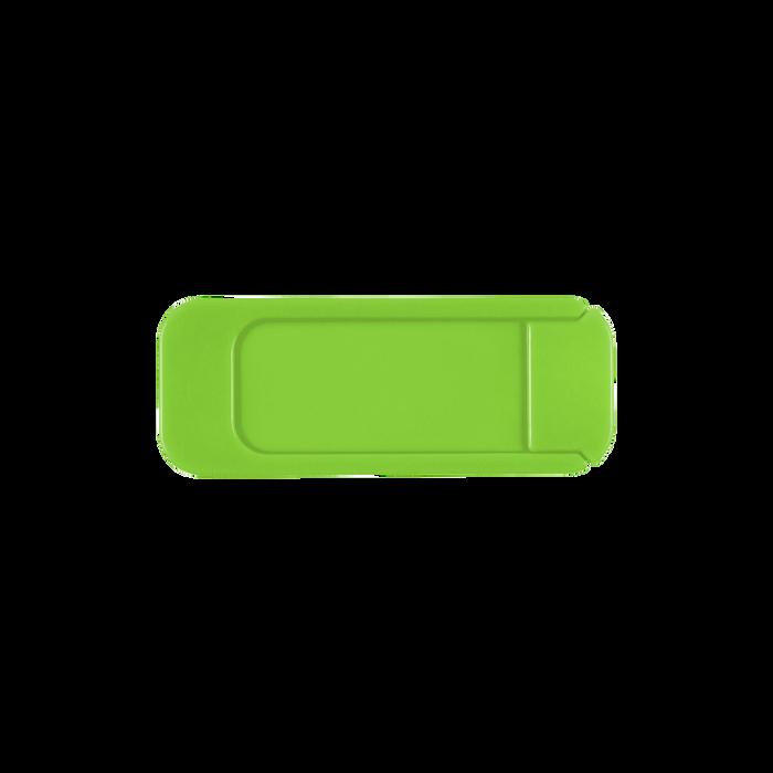 Lime Green Sliding Webcam Cover