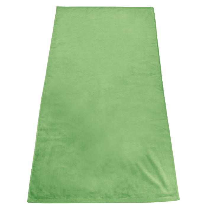 Mint Gypsea Color Beach Towel