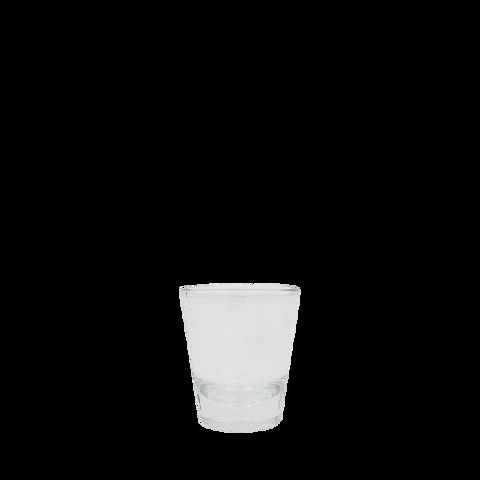 Clear Classic Shot Glass
